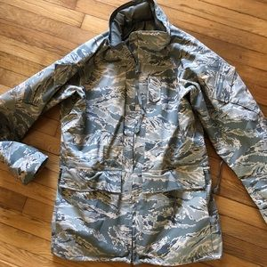 GoreTex Parka ABU jacket Medium Long